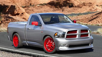 2011 Ram 392 Quick Silver 9