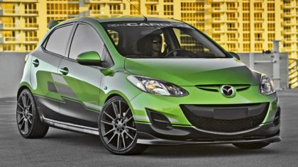 2011 Mazda 2 by 3dCarbon 7