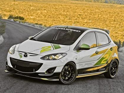 2011 Mazda 2 turbo by Mazdaspeed 1