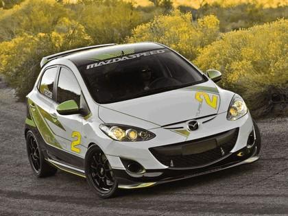 2011 Mazda 2 turbo by Mazdaspeed 3