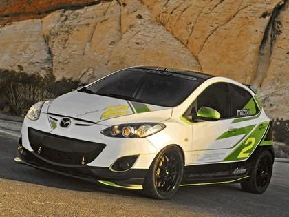 2011 Mazda 2 turbo by Mazdaspeed 4