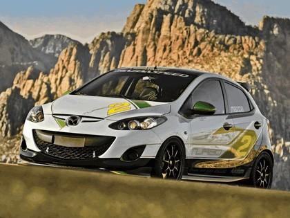 2011 Mazda 2 turbo by Mazdaspeed 5
