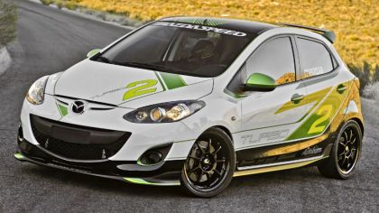 2011 Mazda 2 turbo by Mazdaspeed 2