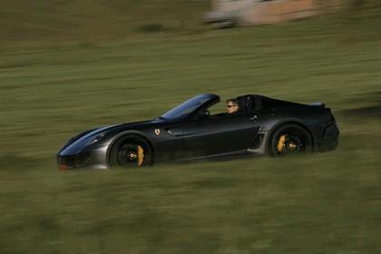 2011 Ferrari 599 SA Aperta by Novitec Rosso 4