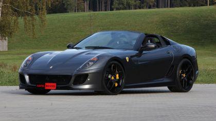 2011 Ferrari 599 SA Aperta by Novitec Rosso 8