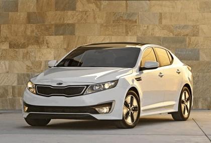 2012 Kia Optima Hybrid 13