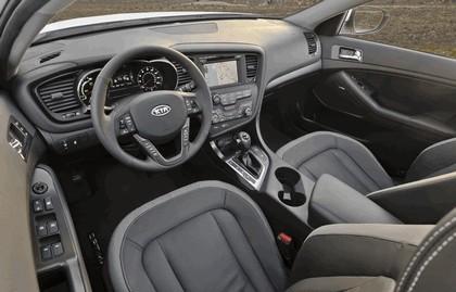 2012 Kia Optima Hybrid 25