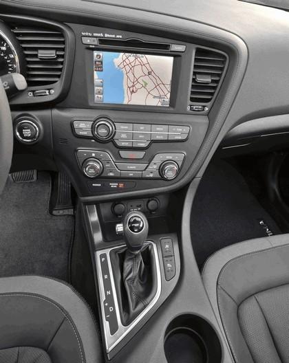 2012 Kia Optima Hybrid 27