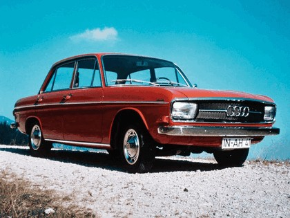 1965 Audi 60 1
