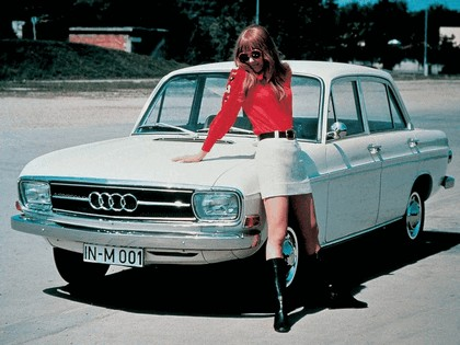 1965 Audi 60 4