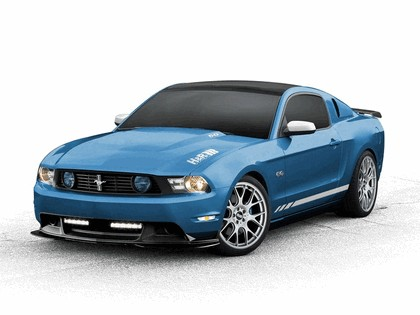 2011 Ford Mustang by H&R Springs 1