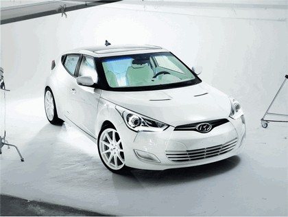 2011 Hyundai Veloster Tech by Remix 1