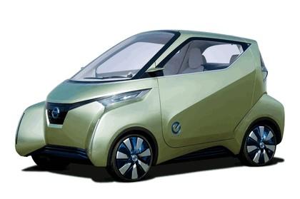 2011 Nissan Pivo 3 concept 1