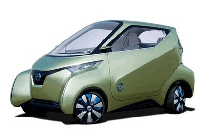 2011 Nissan Pivo 3 concept 2
