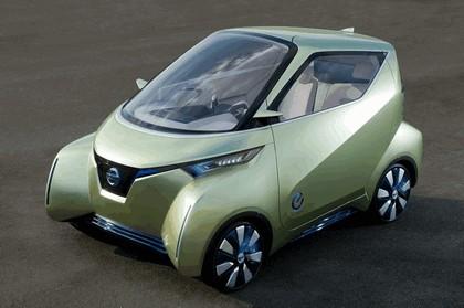 2011 Nissan Pivo 3 concept 5