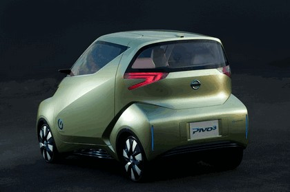 2011 Nissan Pivo 3 concept 6