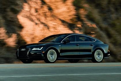 2012 Audi A7 3.0 TFSI - USA version 1