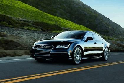 2012 Audi A7 3.0 TFSI - USA version 7