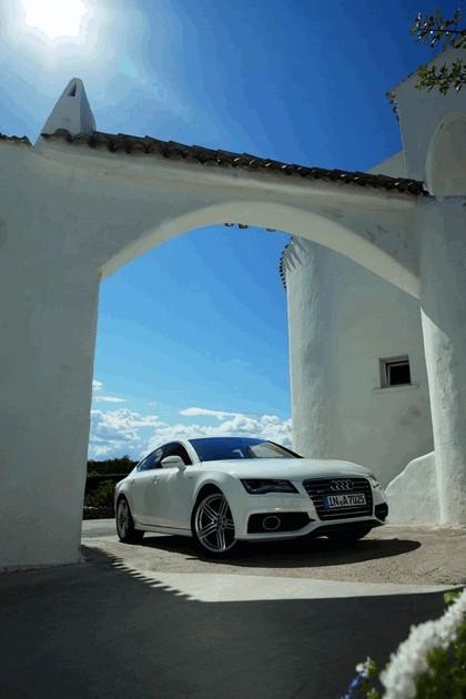 2012 Audi A7 3.0 TFSI - USA version 14