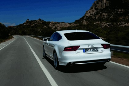 2012 Audi A7 3.0 TFSI - USA version 26
