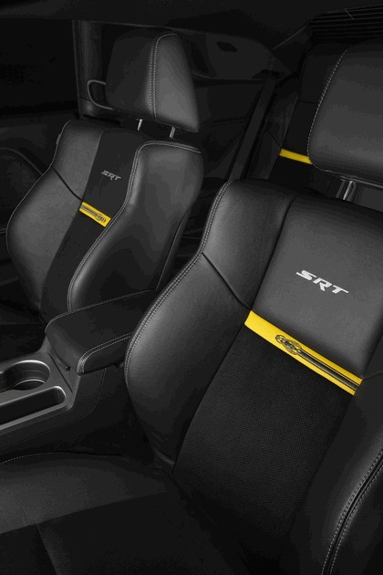 2011 Dodge Challenger SRT8 392 Yellow Jacket 10