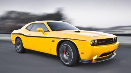 2011 Dodge Challenger SRT8 392 Yellow Jacket 2