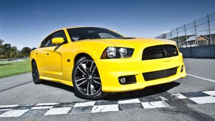 2012 Dodge Charger SRT8 Super Bee 2