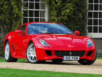 2006 Ferrari 599 GTB Fiorano 66