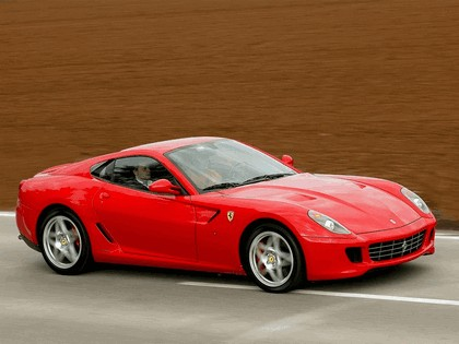 2006 Ferrari 599 GTB Fiorano 75