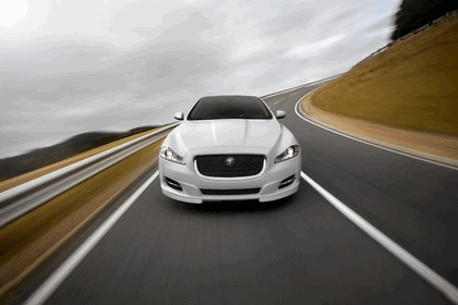 2011 Jaguar XJ Sport and Speed Pack 4