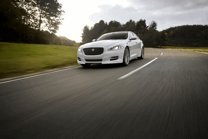 2011 Jaguar XJ Sport and Speed Pack 5