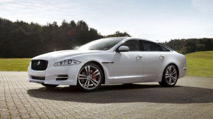 2011 Jaguar XJ Sport and Speed Pack 1