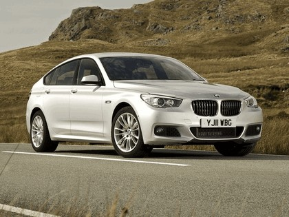 2011 BMW 5er GT ( F07 ) with M Sport Package - UK version 1