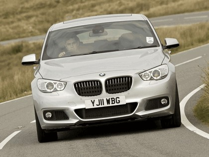 2011 BMW 5er GT ( F07 ) with M Sport Package - UK version 5