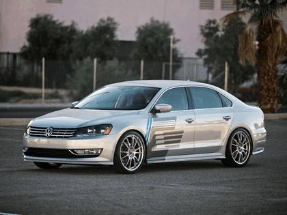 2011 Volkswagen Passat by H&R - USA version 1