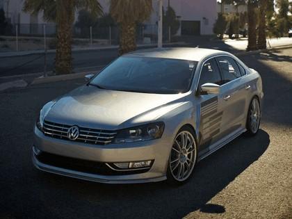2011 Volkswagen Passat by H&R - USA version 4
