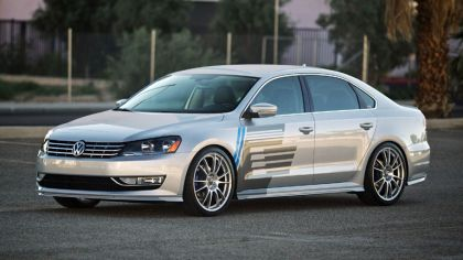 2011 Volkswagen Passat by H&R - USA version 2