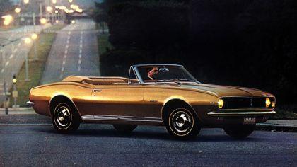 1967 Chevrolet Camaro convertible 3