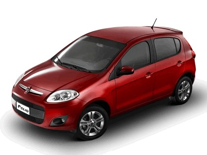 2011 Fiat Palio Essence 1