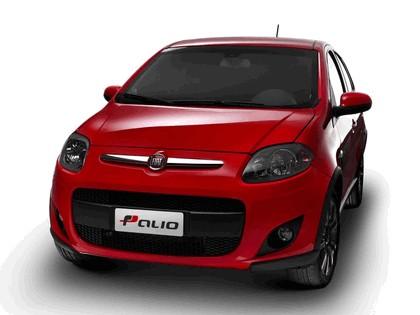 2011 Fiat Palio Sporting 3
