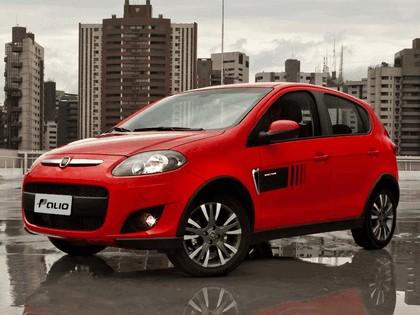 2011 Fiat Palio Sporting 11