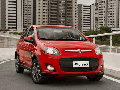 2011 Fiat Palio Sporting 15