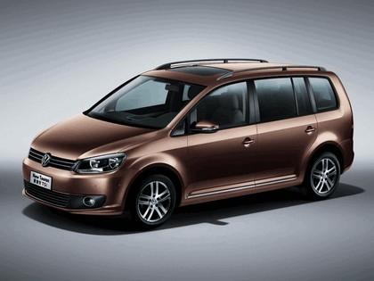 2010 Volkswagen Touran - Chinese version 1