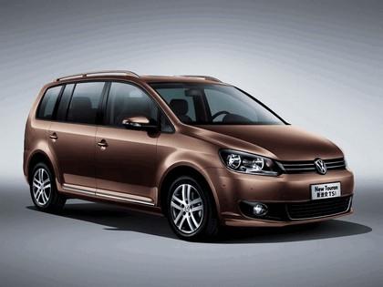 2010 Volkswagen Touran - Chinese version 2
