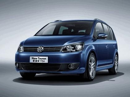2010 Volkswagen Touran - Chinese version 4