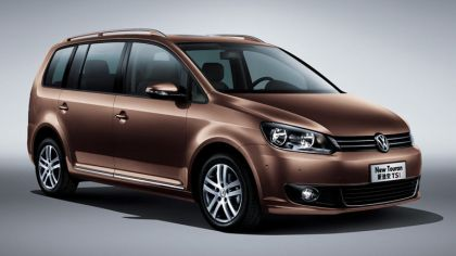 2010 Volkswagen Touran - Chinese version 6