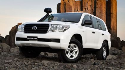 2011 Toyota Land Cruiser GX - Australian Version 8