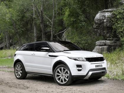 2011 Land Rover Range Rover Evoque Dynamic - Australian version 1