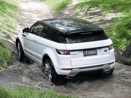 2011 Land Rover Range Rover Evoque Dynamic - Australian version 3