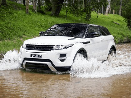 2011 Land Rover Range Rover Evoque Dynamic - Australian version 4
